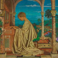 Joueur d'orgue (Louis Rivier, 1910)
